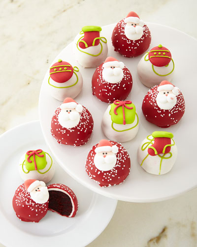 Christmas Collection Cake Balls