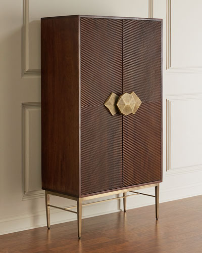 Holland Bar Cabinet