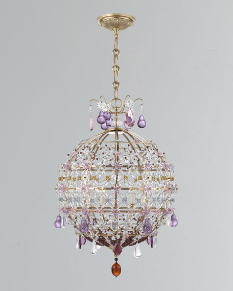 AERIN Heather Chandelier