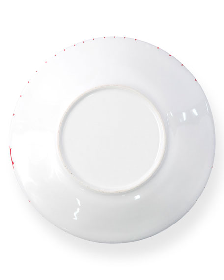 Striped Dinner Plate
