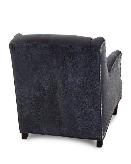 Gerry Leather Chair