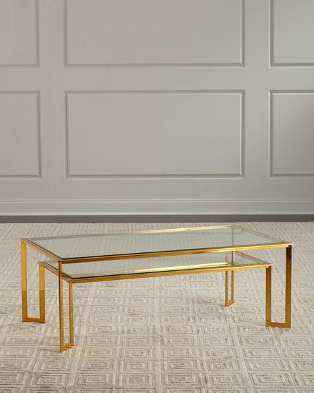 Eternity Glass Coffee Table