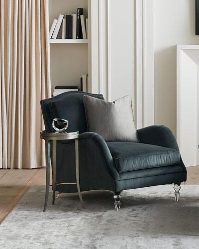Fancy Footwork Chair