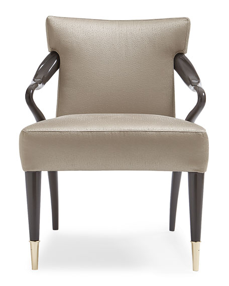 Swoosh Accent Chair