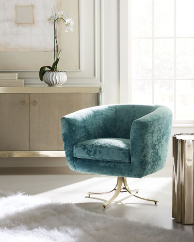 Twirl Around Swivel Chair  21