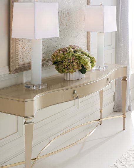 Slim Chance Console Table