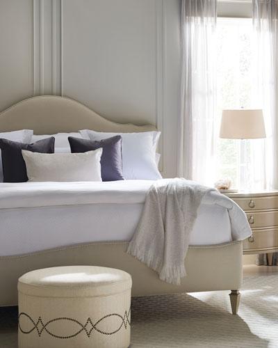 A Night in Paris Queen Bed