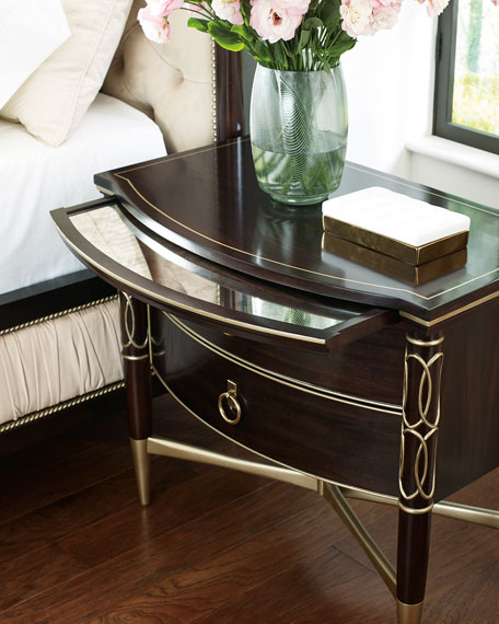 Everly Wide Night Stand