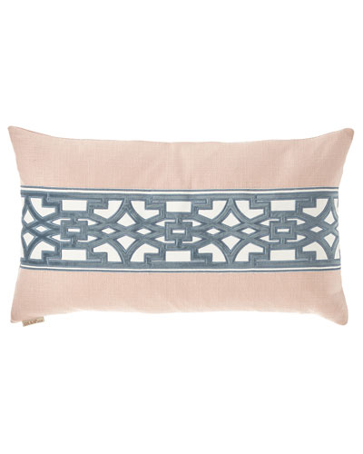 Lyon Pieced Pillow