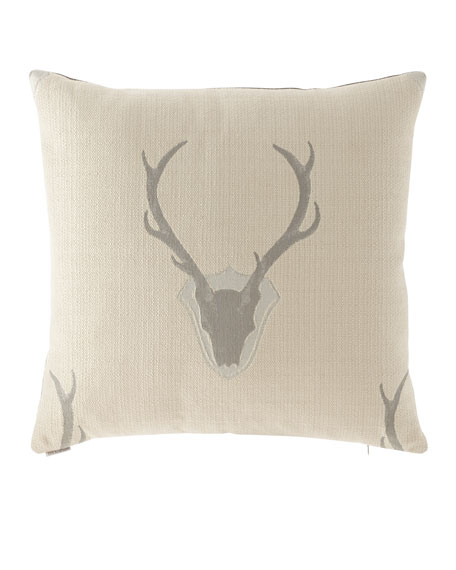 Buck Toss Pillow