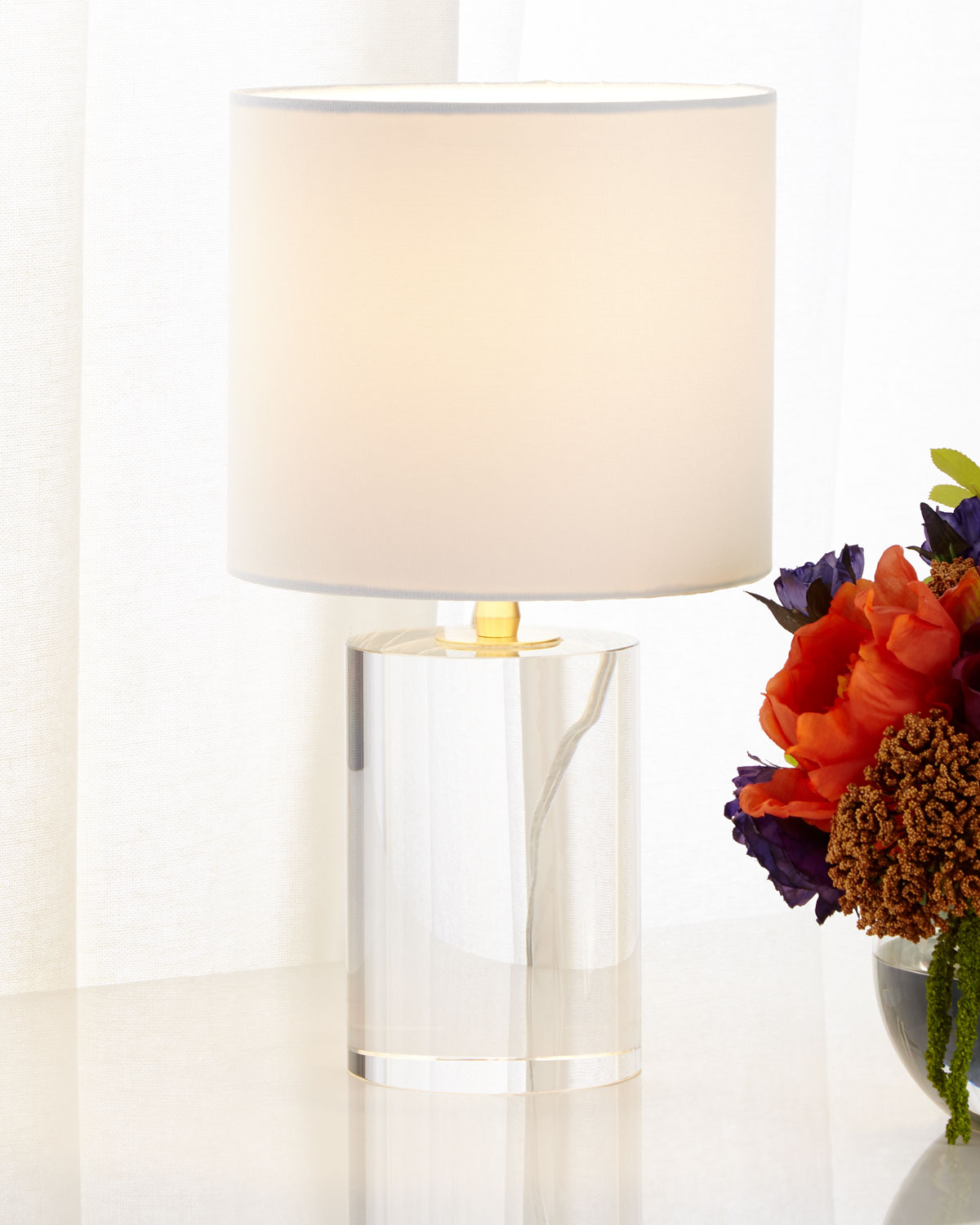 Regina Andrew Designjuliet Crystal Small Table Lamp