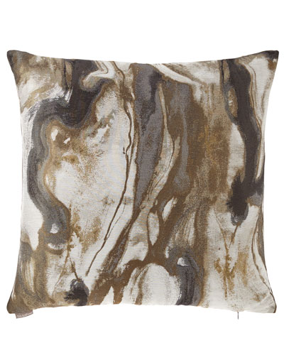 Marvella Quartz Marbleized Pillow