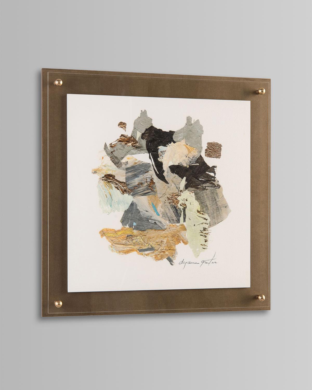 John Richard Collection Quot Rhapsody Iv Quot Framed Wall Art By Dyann Gunter