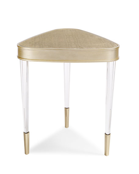 Between You and Me End Table