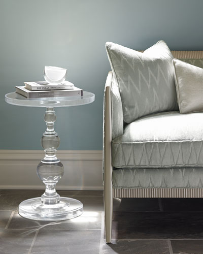 All Clear Accent Table