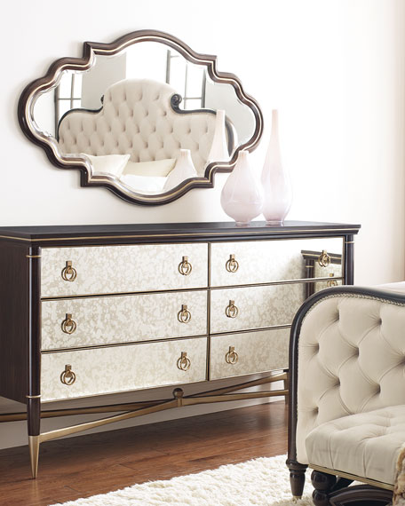 caracole Everly Dresser Mirror