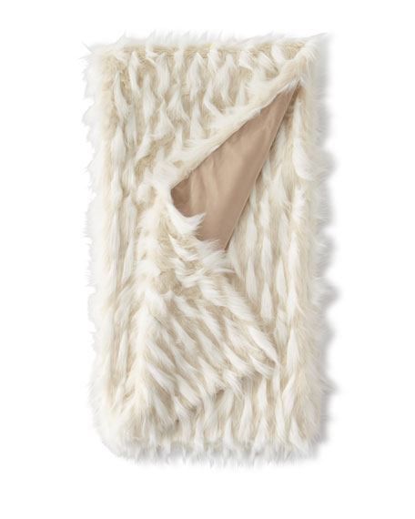 Eastern Accents Jadis Snow Throw