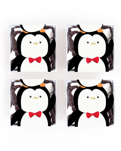 Penguin Party Penguins Bundle, Set of 4