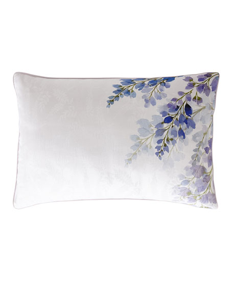 Anne de Solene Wisteria 300 Thread-Count Sham -