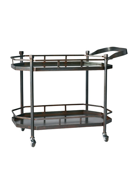 Jan Barboglio Viajero Bar Cart