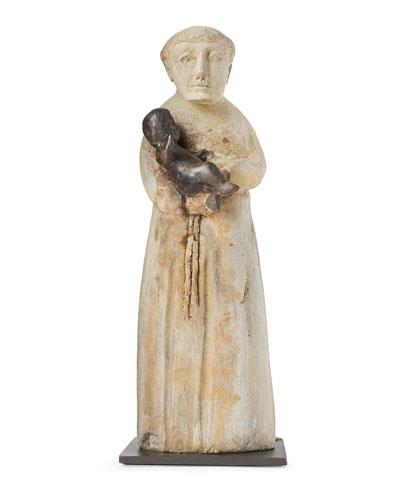 San Antonio Saint Statue