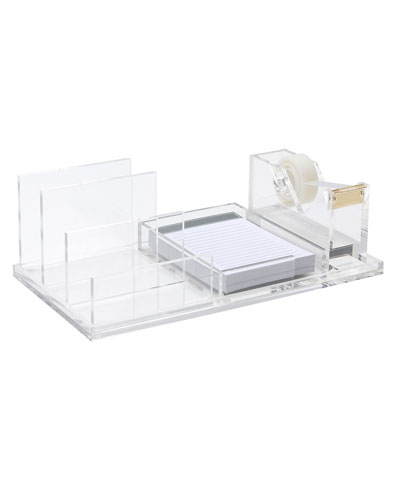 Acrylic Wide Tray Bundle