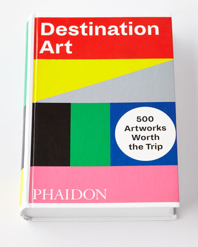 Destination Art Book
