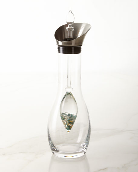 Era Decanter and Prosperity Gem-Water Vial Set