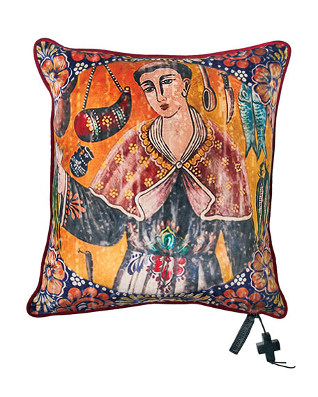Jan Barboglio San Pasqual Pillow