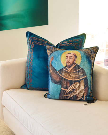 San Francisco Pillow
