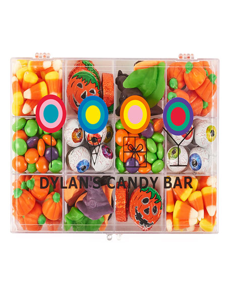 Halloween Tackle Box
