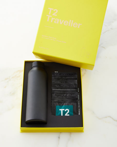 T2 Tea T2 Traveler Tea Kit