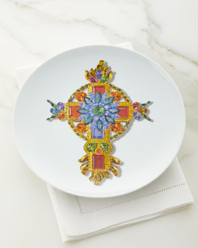 Love Who You Want Lacroix Venitienne Plate