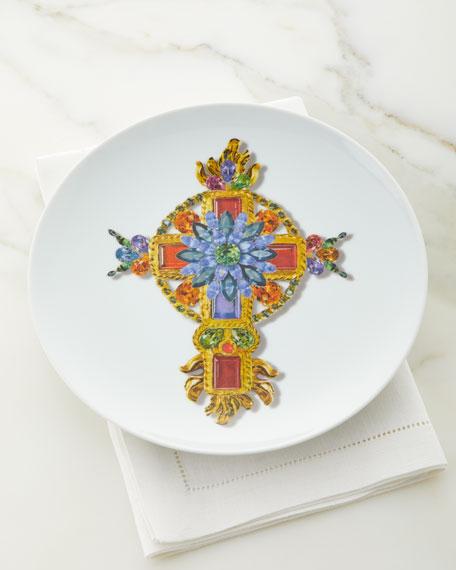 Love Who You Want Lacroix Venitienne Plate