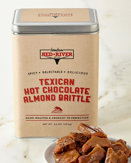 Neiman Marcus Texican Hot Chocolate Almond Brittle
