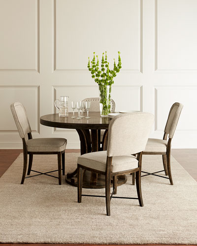 Mecate Round Dining Table