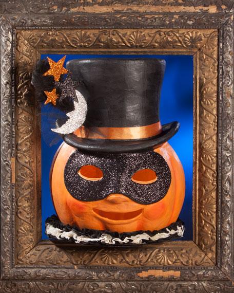 Magic Halloween Jack-O-Lantern