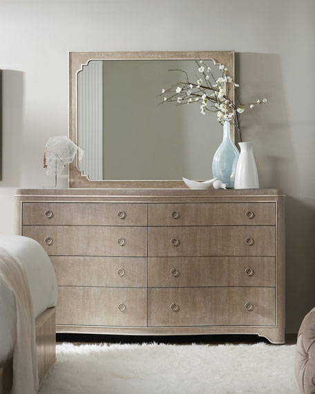Hooker Furniture Eleri Eight-Drawer Dresser