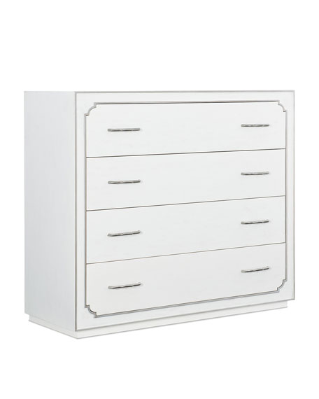Eleri Four-Drawer Dresser