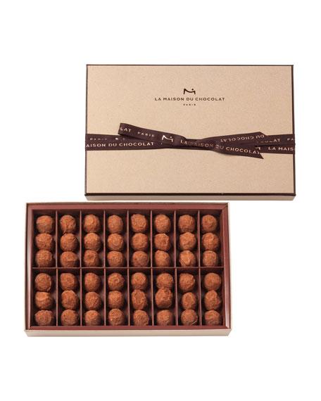 La Maison Du Chocolat 48-Piece Fine Champagne Truffles