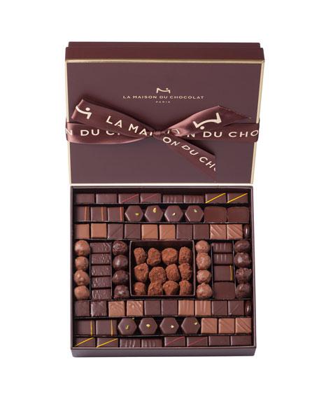 La Maison Du Chocolat 93-Piece Maison Box