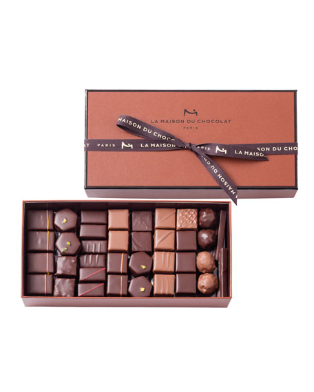La Maison Du Chocolat 73-Piece Coffret Maison Assorted