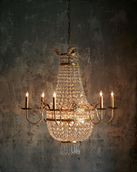 Paris 6-Light Chandelier