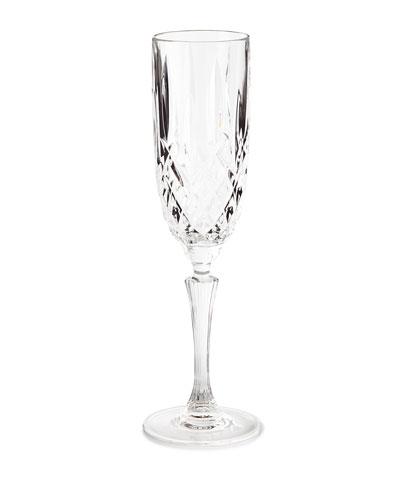 Markham Champagne Flutes, Set of 4