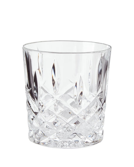 Markham Double Old-Fashioned Glasses, Set of 4