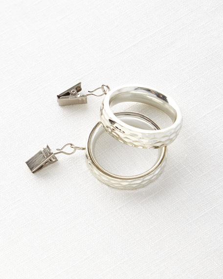 Clip Rings, Set of 7