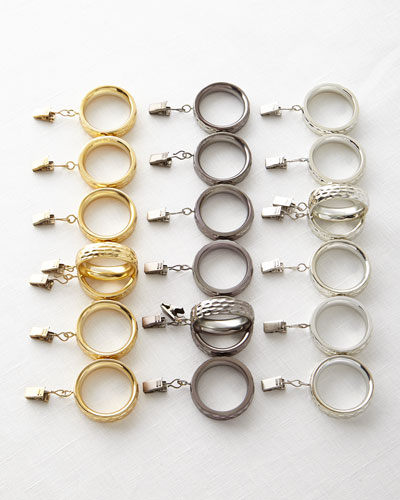 Clip Rings  Set of 7