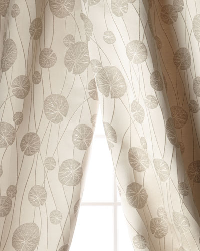Lily Pad Curtain  96