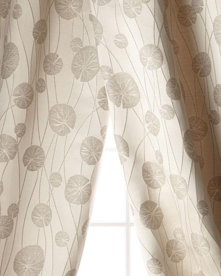 Michael Aram Lily Pad Curtain, 96