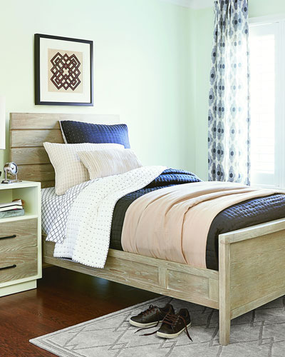 Morgan Twin Bed with Reading Light